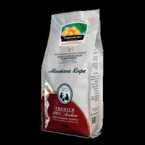Кофе Монтана Гавайский орех 500 гр (в зернах) Монтана кофе