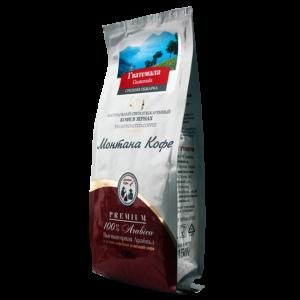 Кофе Монтана Гватемала 150 гр (в зернах) Монтана кофе