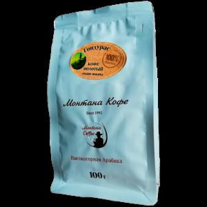 Кофе Монтана Гондурас 100 гр (молотый) Монтана кофе