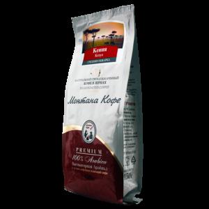 Кофе Монтана Кения 150 гр (в зернах) Монтана кофе