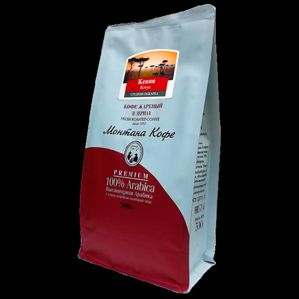 Кофе Монтана Кения 500 гр (в зернах) Монтана кофе