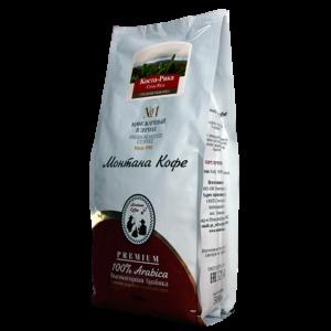 Кофе Монтана Коста-Рика 500 гр (в зернах) Монтана кофе
