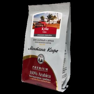 Кофе Монтана Куба 100 гр (в зернах) Монтана кофе