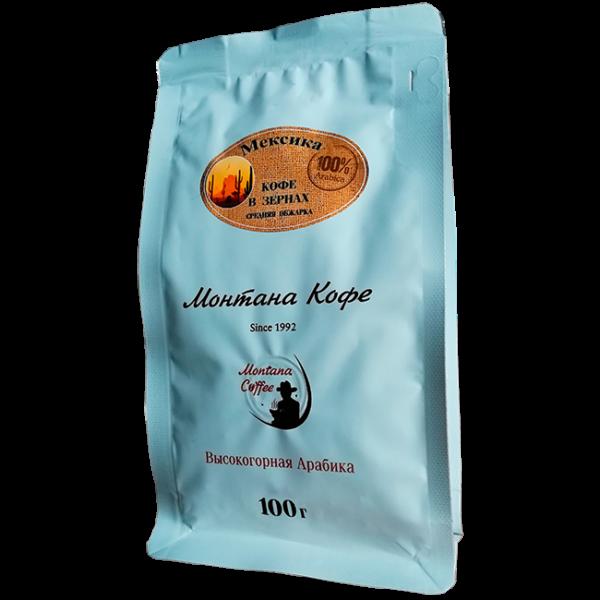 Кофе Монтана Мексика 100 гр (в зернах) Монтана кофе