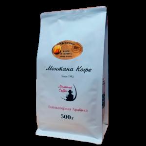 Кофе Монтана Мексика 500 гр (в зернах) Монтана кофе