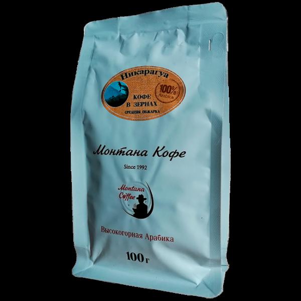 Кофе Монтана Никарагуа 100 гр (в зернах) Монтана кофе