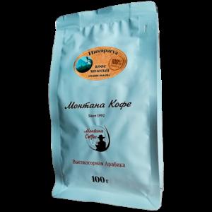 Кофе Монтана Никарагуа 100 гр (молотый) Монтана кофе