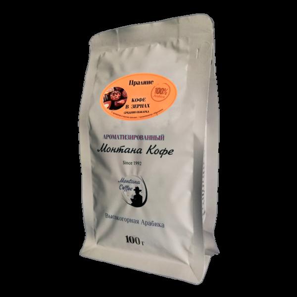 Кофе Монтана Пралине 100 гр (в зернах) Монтана кофе