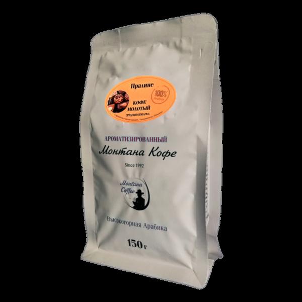 Кофе Монтана Пралине 150 гр (молотый) Монтана кофе