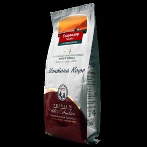 Кофе Монтана Сальвадор 150 гр (в зернах) Монтана кофе