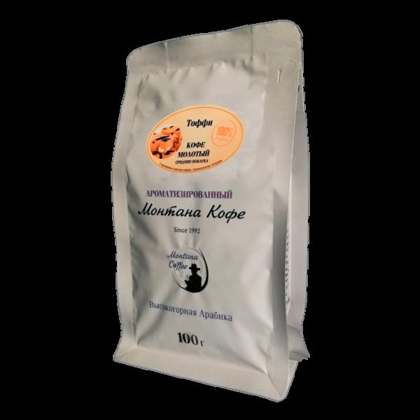 Кофе Монтана Тоффи 100 гр (молотый) Монтана кофе