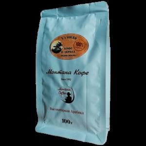 Кофе Монтана Уганда 100 гр (в зернах) Монтана кофе