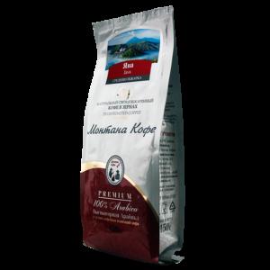 Кофе Монтана Ява 150 гр (в зернах) Монтана кофе