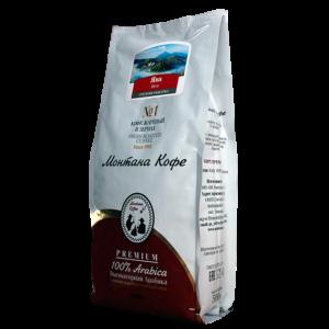 Кофе Монтана Ява 500 гр (в зернах) Монтана кофе