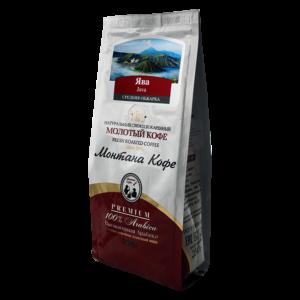 Кофе Монтана Ява 250 гр (мелкий помол) Монтана кофе
