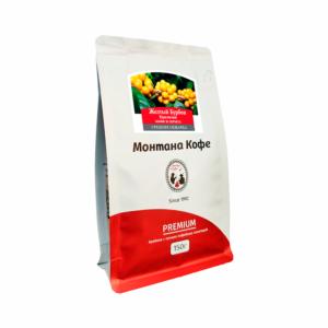 Кофе Montana Бразилия Желтый Бурбон 150 гр зерно м/у