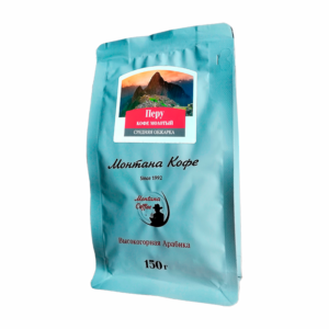 Кофе Montana Перу молотый 150 гр м/у