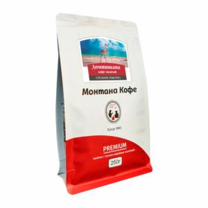 Кофе Montana Доминикана молотый 250 гр м/у