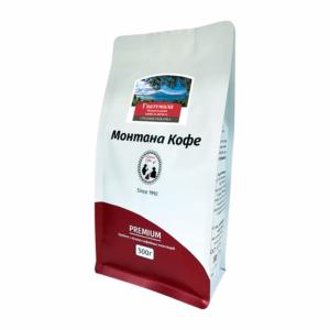Кофе Montana Гватемала марагоджип в зернах 500 гр м/у