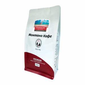 Кофе Montana Доминикана в зернах 500 гр м/у