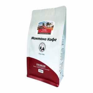Кофе Montana Куба в зернах 500 гр м/у