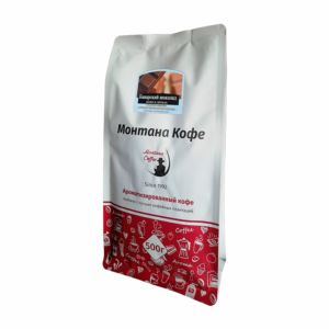 Кофе Montana Баварский Шоколад 500 гр зерно м/у