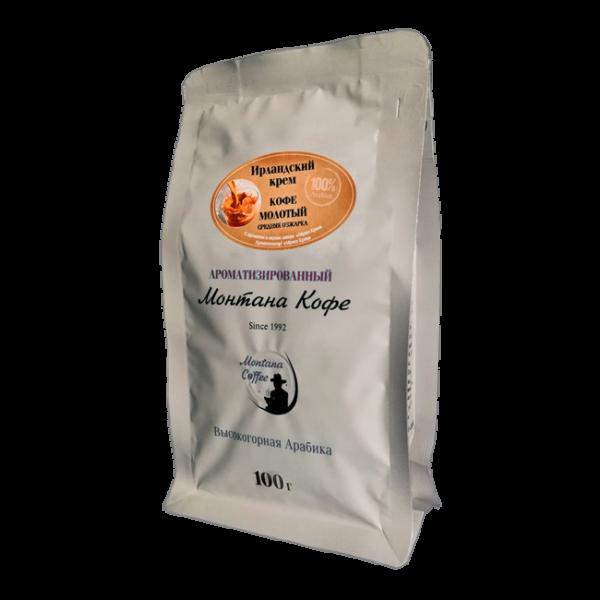 Кофе Монтана Ирландский крем 100 гр (молотый) Монтана кофе