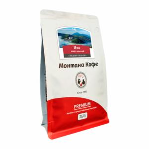Кофе Montana Ява молотый 250 гр м/у