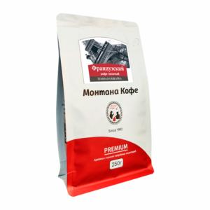 Кофе Montana Французский кофе молотый 250 гр м/у