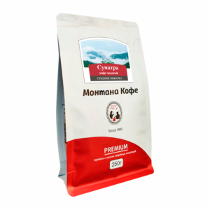 Кофе Montana Суматра молотый 250 гр м/у