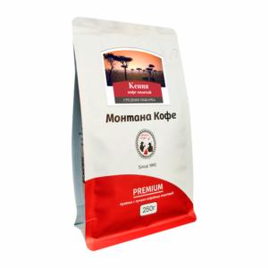Кофе Montana Кения молотый 250 гр м/у