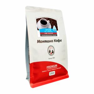 Кофе Montana декаф (без кофеина) молотый SWP 250 гр м/у